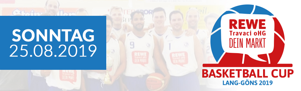 REWE Travaci Basketball Cup 2019